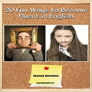 20 Fun Ways to Learn English Audiobook
