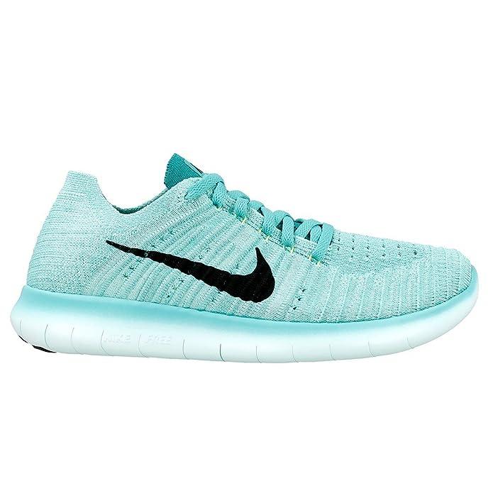 Free Laufschuhe Nike Rn Flyknit Damen QWBoCrxEde