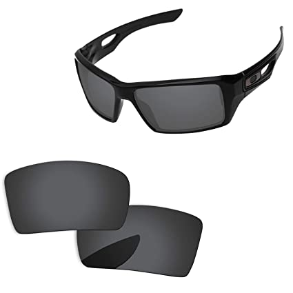 622bf0d2db Oak ban Polarized Replacement Lenses for Oakley Eyepatch 2 Sunglass-Multi  Options Black