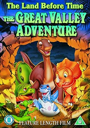 the land before time 2 the great valley adventure opening