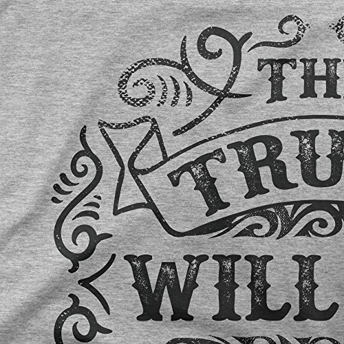 The Truth Will Set You Free Femme T-shirt