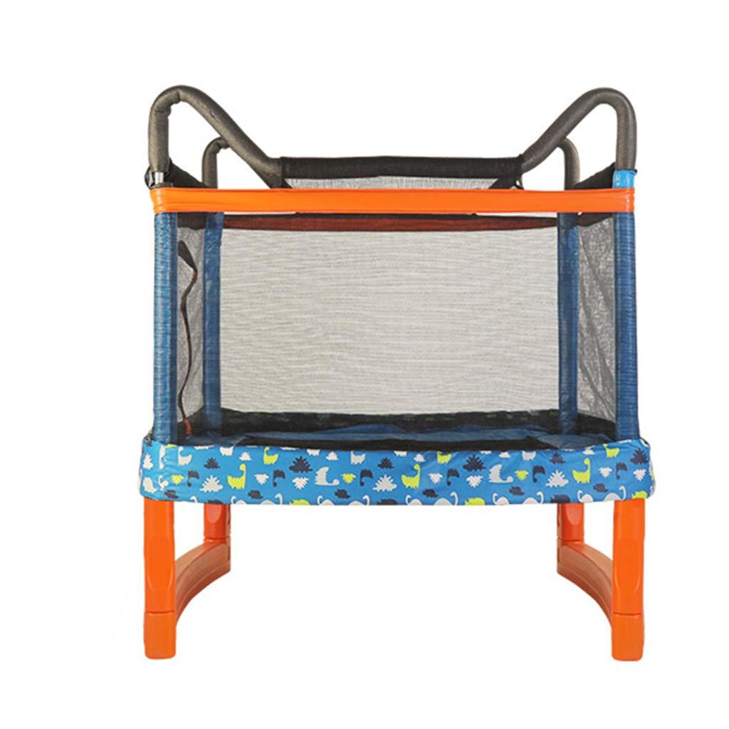 Garantía 100% de ajuste FDHLTR El trampolín de los niños niños niños del bebé Interior del trampolín de los niños del hogar cuida el trampolín Neto Trampolín  minorista de fitness