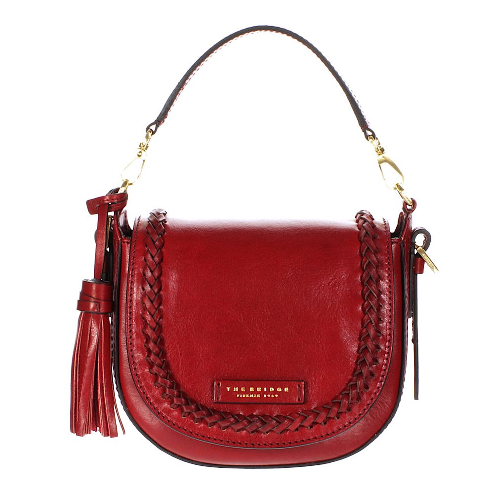 5b2eeb606ae The Bridge Murano Akami Shoulder Bag Red 20 cm: Amazon.co.uk: DIY & Tools