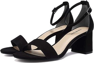 Low Heel Pump Sandals