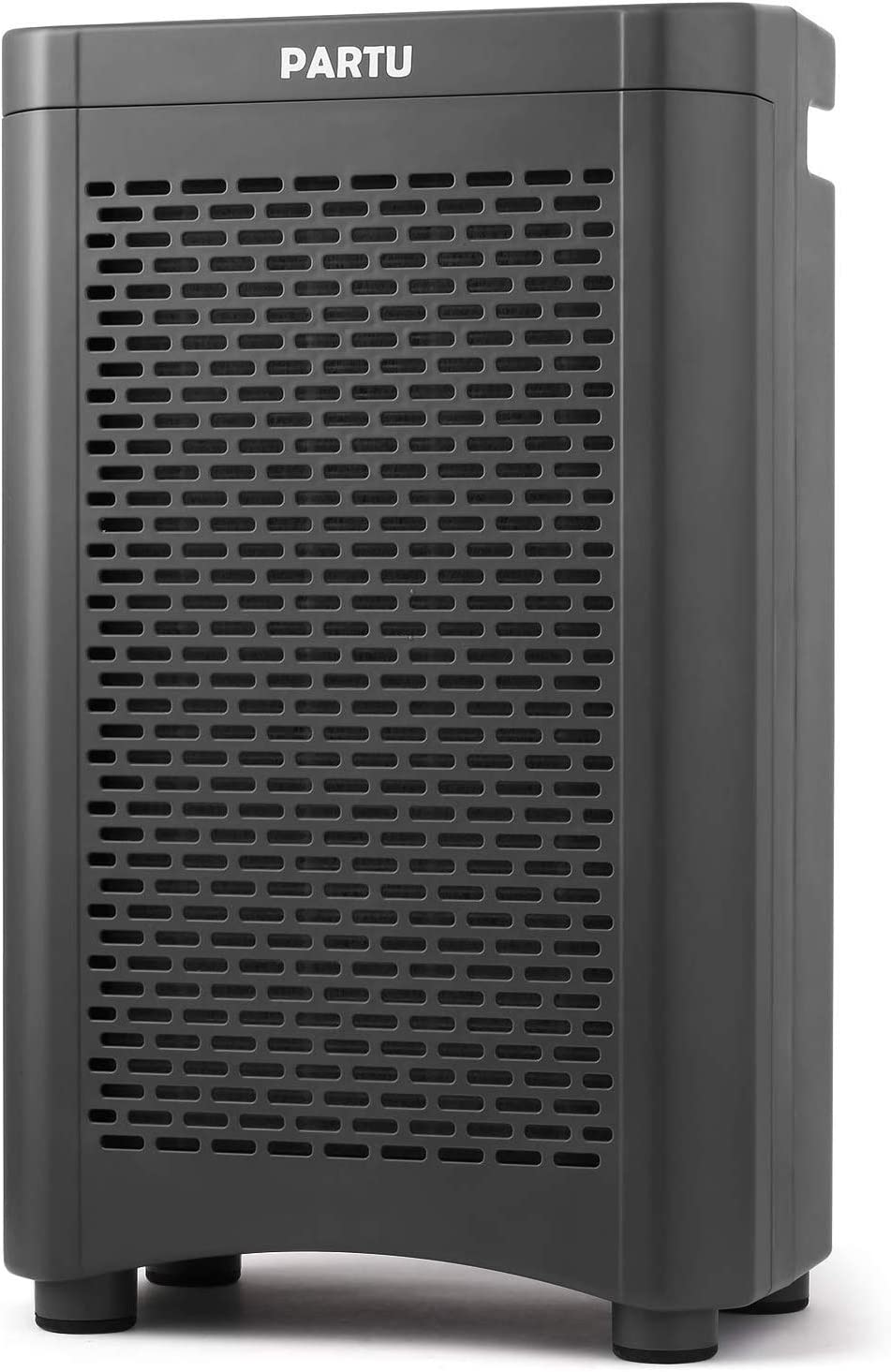 PARTU HEPA Filter Air Purifier for Home Coverage up to 300 Sq.Ft – Lock Set, Eliminates Smoke, Dust, Pollen, Pet Dander, Available for California