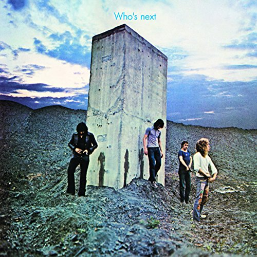Whos-Next-disco in Vinile the who