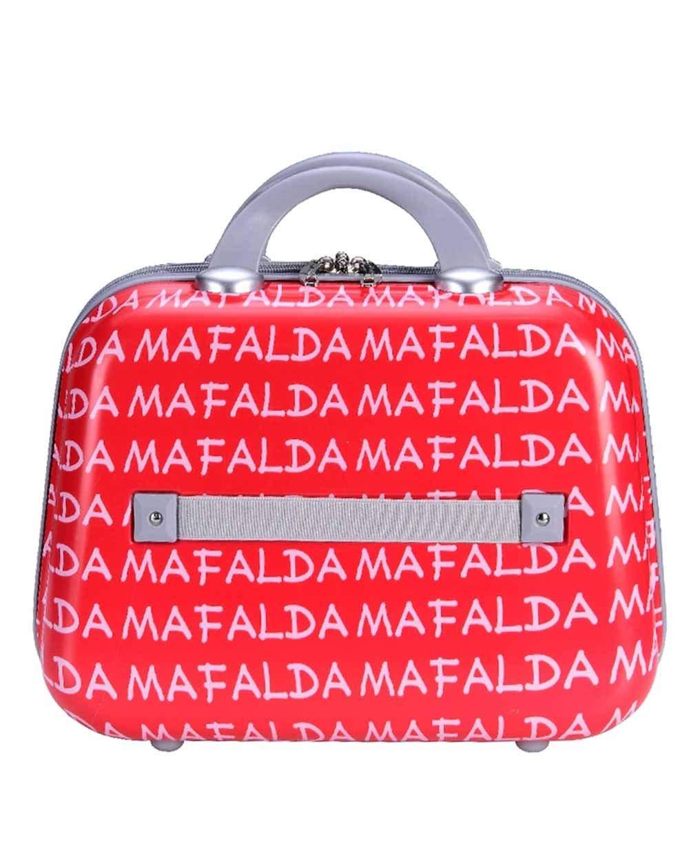 Neceser Rigido Adaptable Mafalda Kids: Amazon.es: Equipaje