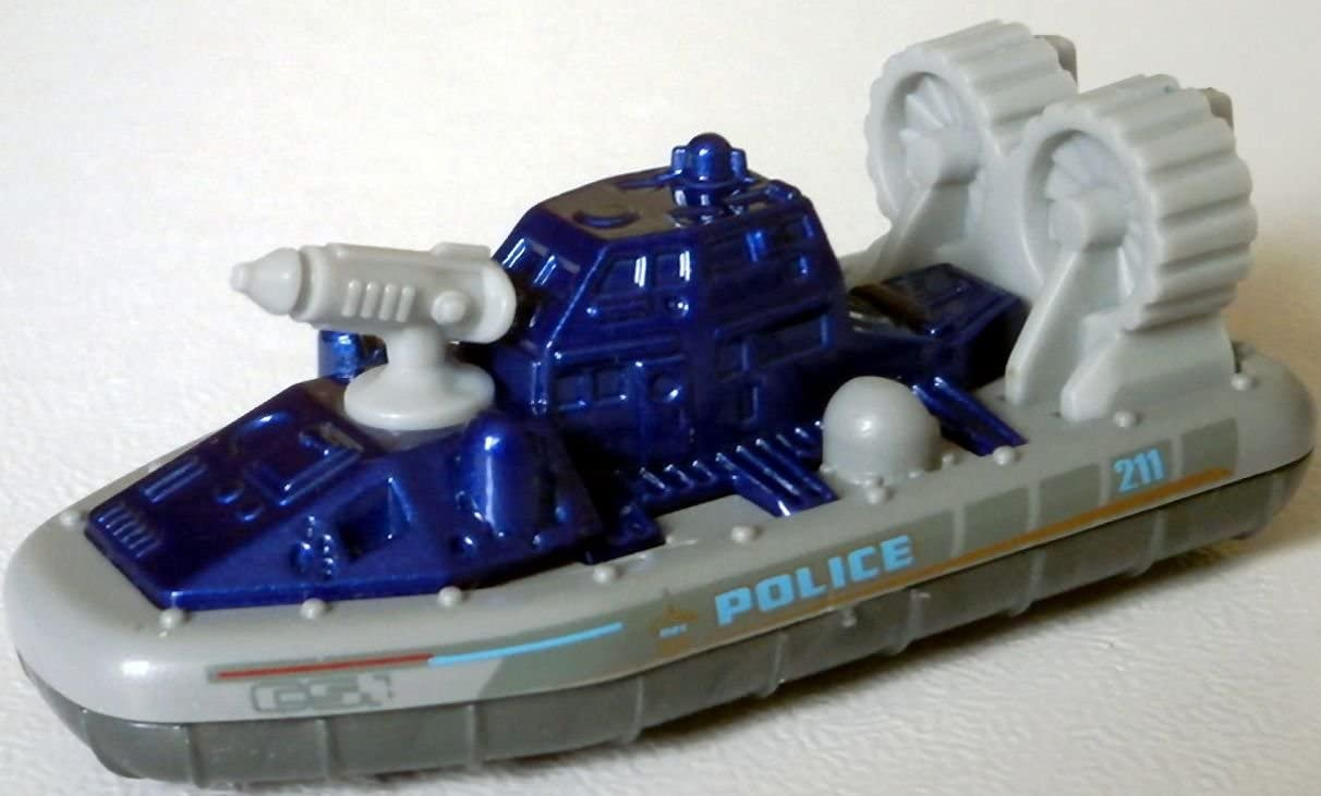Matchbox Search /& Rescue Fire Rescue Boat W//Working Water Canon DWR21 G1