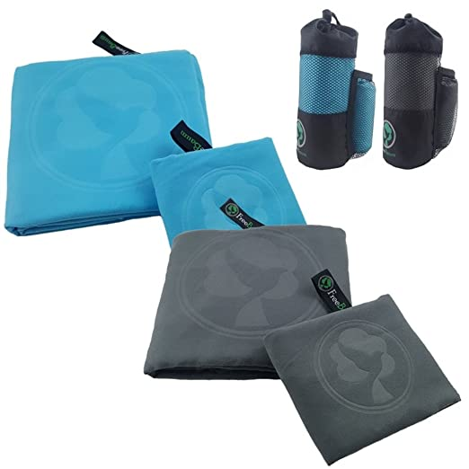 Microfibra toalla de Free algodón ofrece 2 x Microfibra ...
