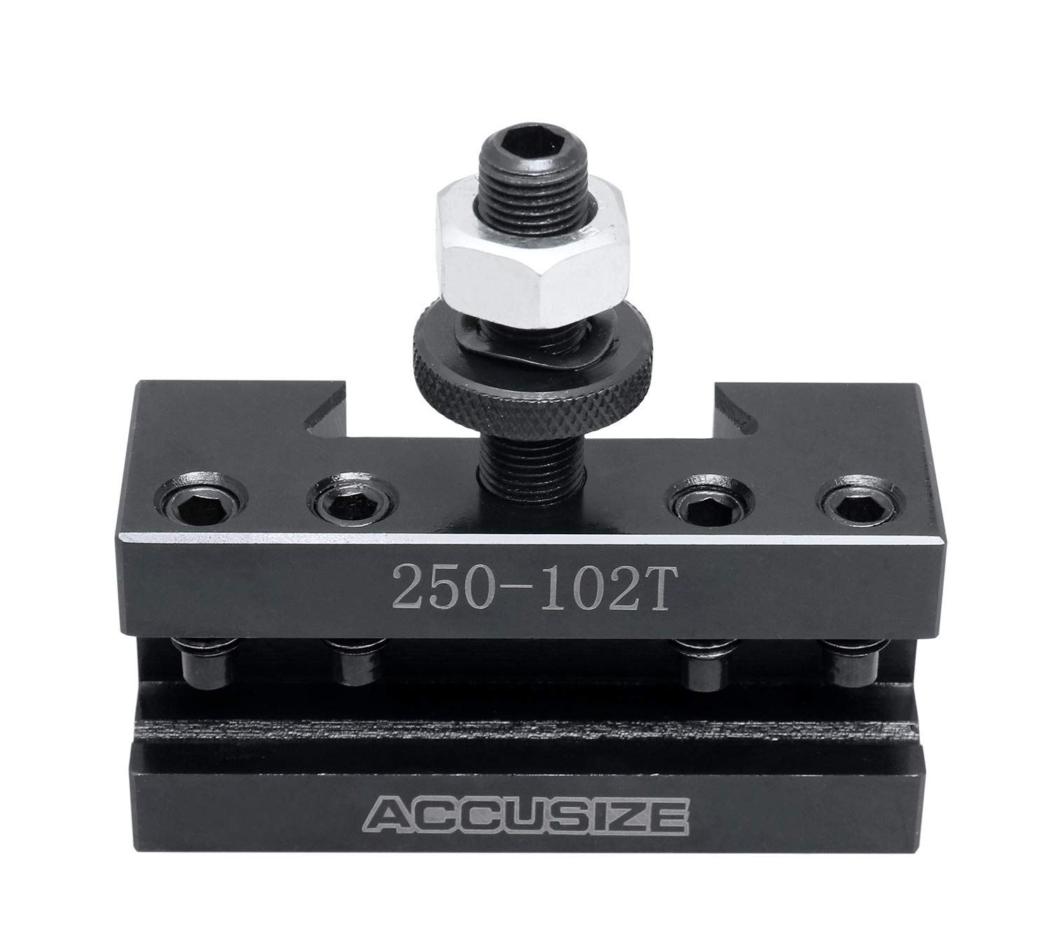 Style 2 Ex-Large Turning and Facing Holder for 3//4 Turning Tools Accusize Industrial Tools Style Bxa Boring 0250-0202T Quick Change Tool Holder