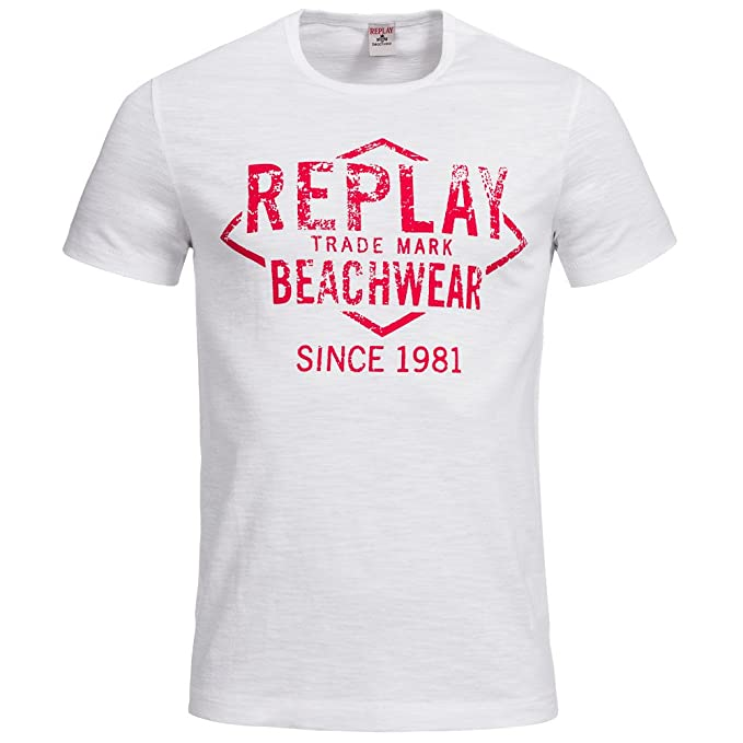 premium selection 07ff5 472cd Replay - T-shirt - Uomo