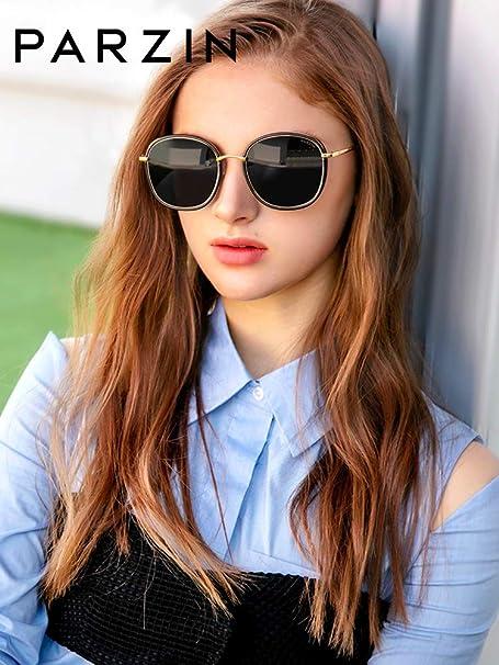 Verano 2019 Gafas de sol polarizadas Moda para mujer Gafas ...