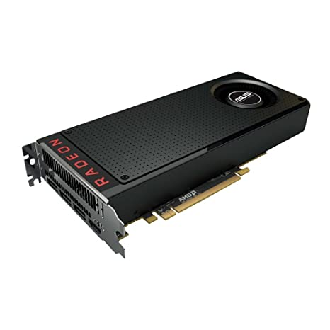 ASUS 90YV09Z0-U0NA00 - Tarjeta gráfica AMD Radeon RX 480 (8 ...