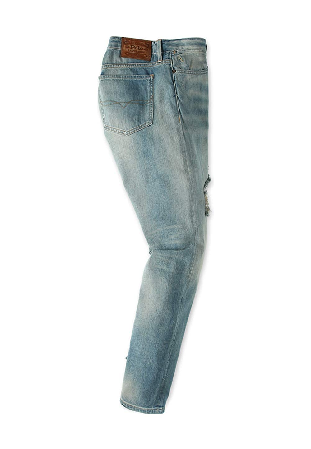 Polo Ralph Lauren Women Jeans White, tamaño:W31: Amazon.es: Ropa y ...