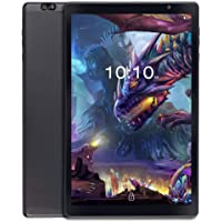 iBall iTAB MovieZ Tablet (10.1 inch, 32GB, Wi-Fi + 4G LTE + Voice Calling   Expandable Memory Up to 256GB), Coal Black