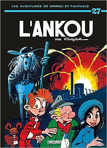 Livres gratuits en ligne Spirou et Fantasio, tome 27 : L'Ankou pdf