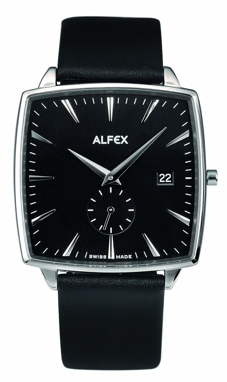 Alfex Herrenuhr 5566-006 Quarz Schweizer QualitÄt UVP 375 EUR