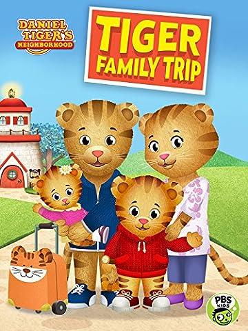 Daniel Tiger's Neighborhood: Tiger Family Trip - Kids And Family