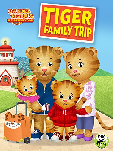 Price comparison product image Daniel Tiger's Neighborhood: Tiger Family Trip