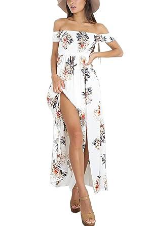 Sommerkleider damen schulterfrei