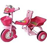 دراجة ثلاثية العجلات بمقعد مزدوج - 25-108D