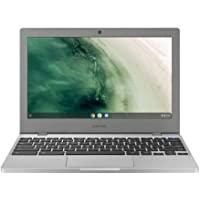 """Samsung Chromebook 4 Chrome OS 11.6"""" HD Intel Celeron Processor N4000 4GB RAM 32GB eMMC Gigabit Wi-Fi - XE310XBA-K01US…"""