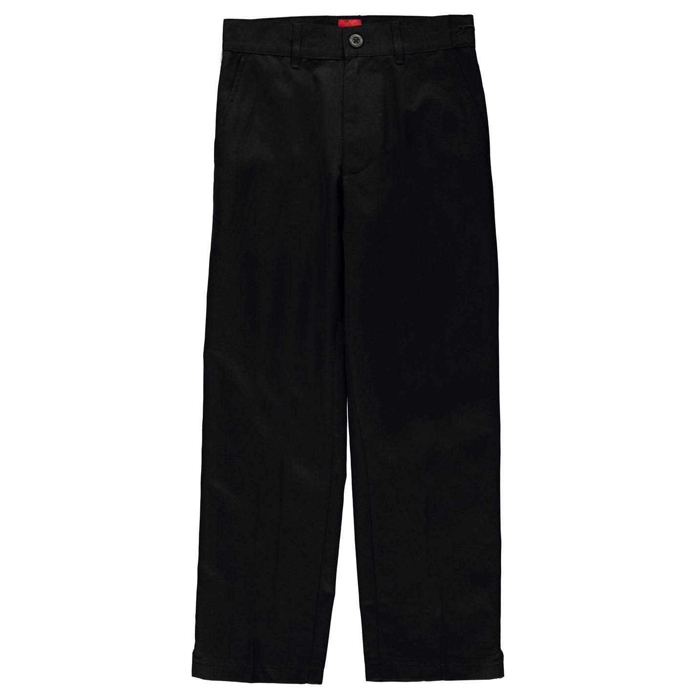 Slazenger Kids Boys Golf Trousers Junior Pants Bottoms Black 9-10 (MB) by Slazenger