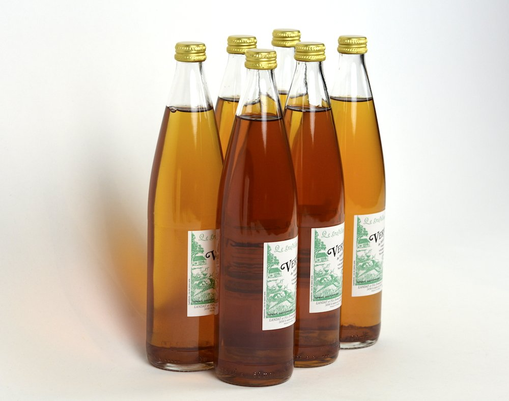 Verjus du Perigord (Green Grape Fruit Wine Vinegar) 25.3Fl.Oz Case of 6 Units - Wholesale by Domaine du Siorac (Image #2)