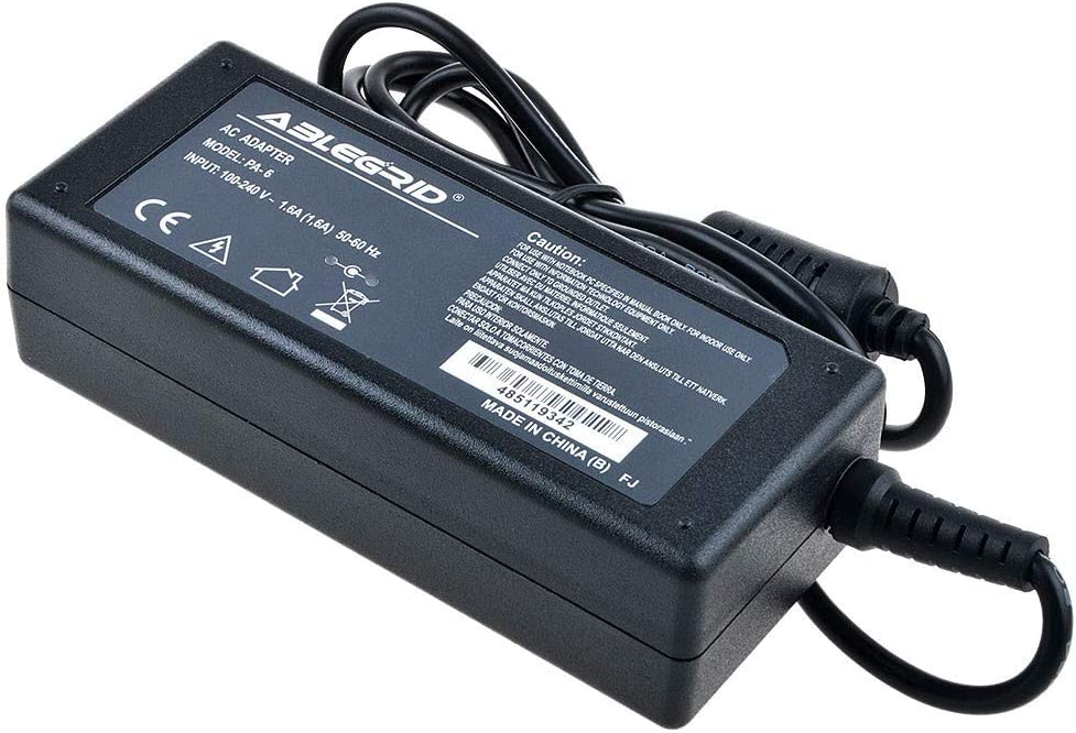 ABLEGRID AC//DC Adapter for Acer Model No MS2394 Switching Power Supply Cord Cable PS Charger PSU