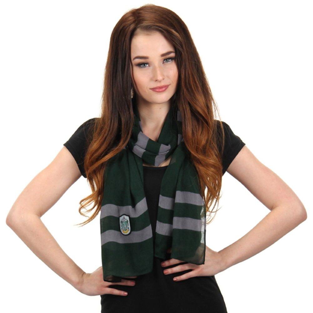 elope Harry Potter Slytherin House Lightweight Scarf 440205