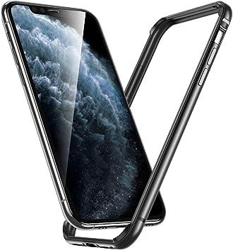 ESR Funda Parachoques para iPhone 11 Pro, Marco Rígido de Metal ...