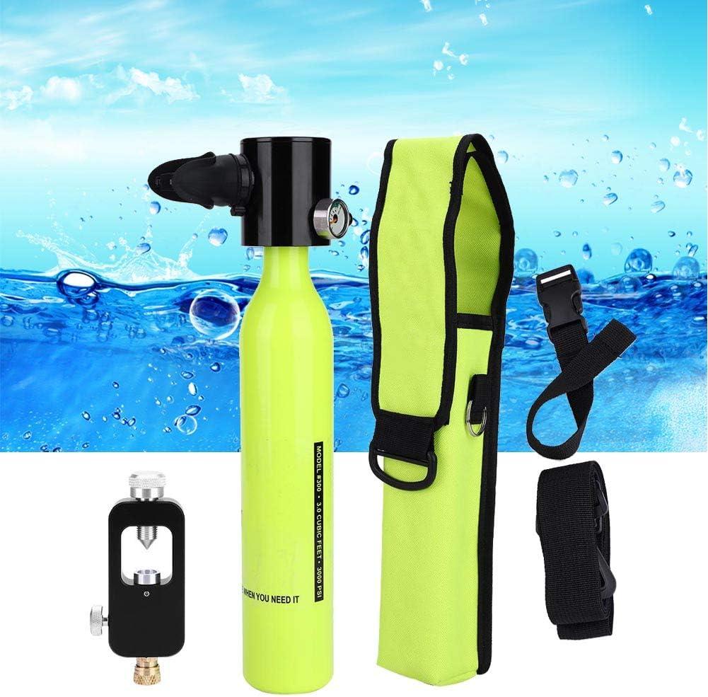Wassersport Pressluftflaschen byom.it Mini Tauchflasche Scuba ...
