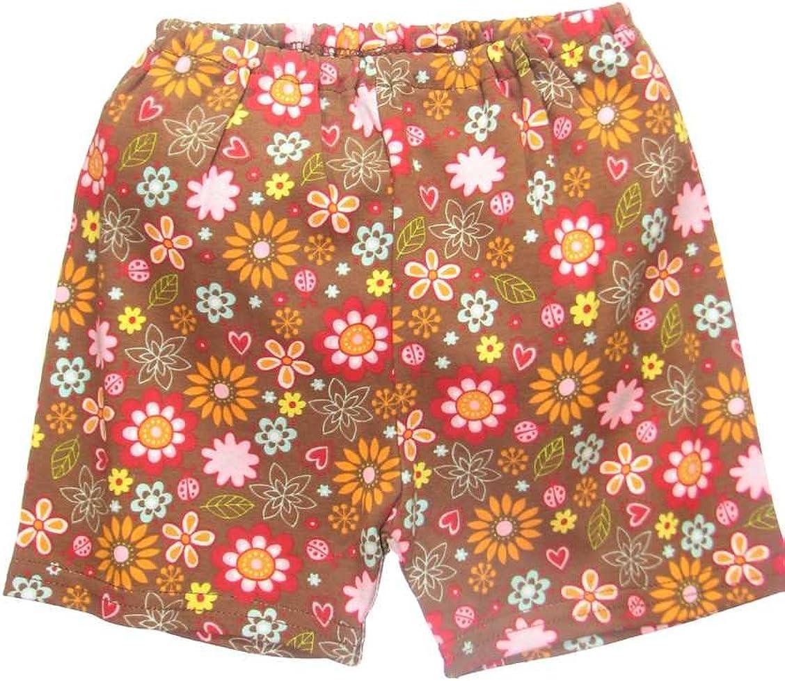 Zutano Lady Flower Shorts