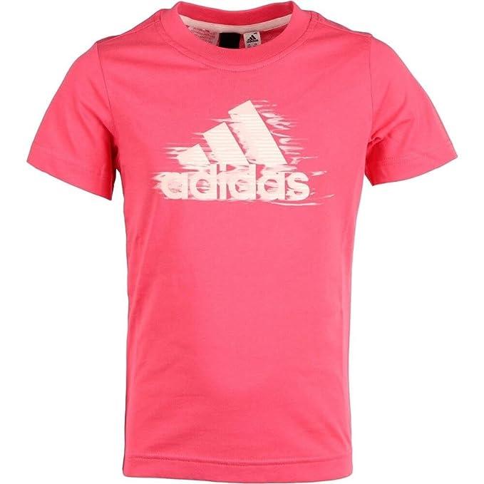 adidas Camiseta Casual Niña K Grph Tee (110)