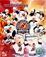 2003 New Jersey Devils 8x10 Photo Stanley Cup Champions Martin Brodeur Scott Stevens Scott Niedermayer Patrick Elias Scott Gomez