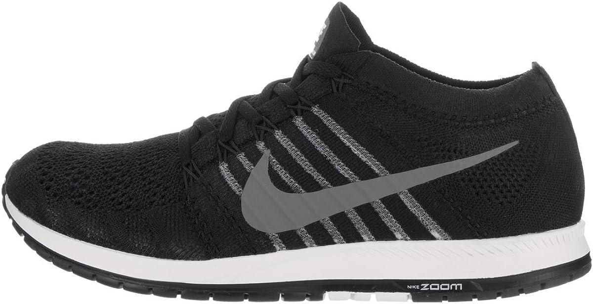 Dar Gracias por tu ayuda limpiar  Amazon.com | Nike Unisex Flyknit Streak Black/Dark Grey/Wht Running Shoe 11  Men US | Shoes