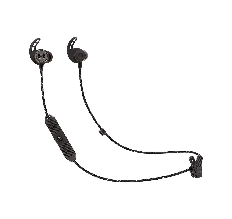 JBL UA REACT Sport Wireless Bluetooth In-Ear Headphones - Black