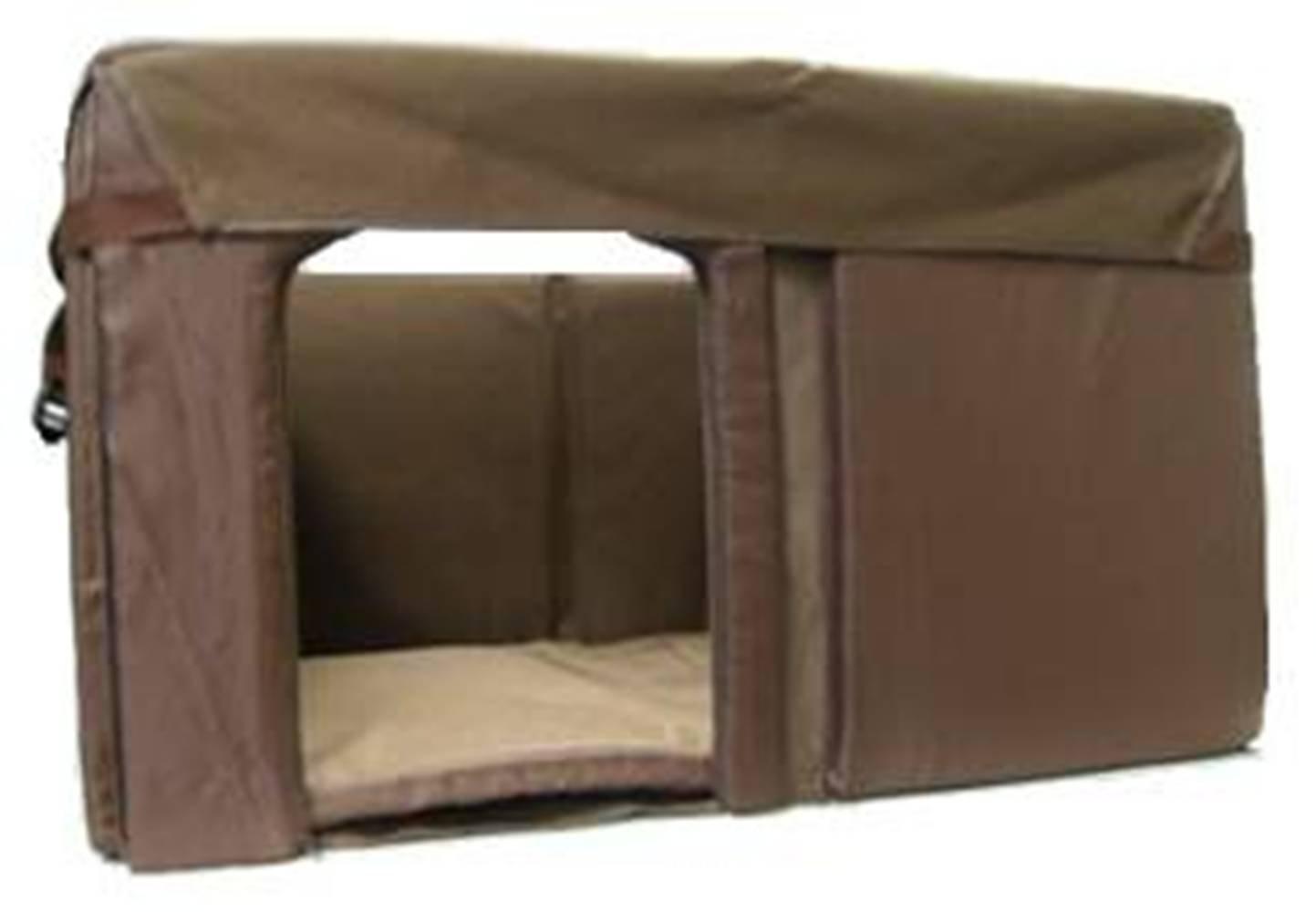 Precision Pet Log Cabin Style Dog House Insulation KitMedium