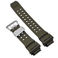 10455203 Genuine Factory Replacement Resin Watch Band fits GW-9400-3
