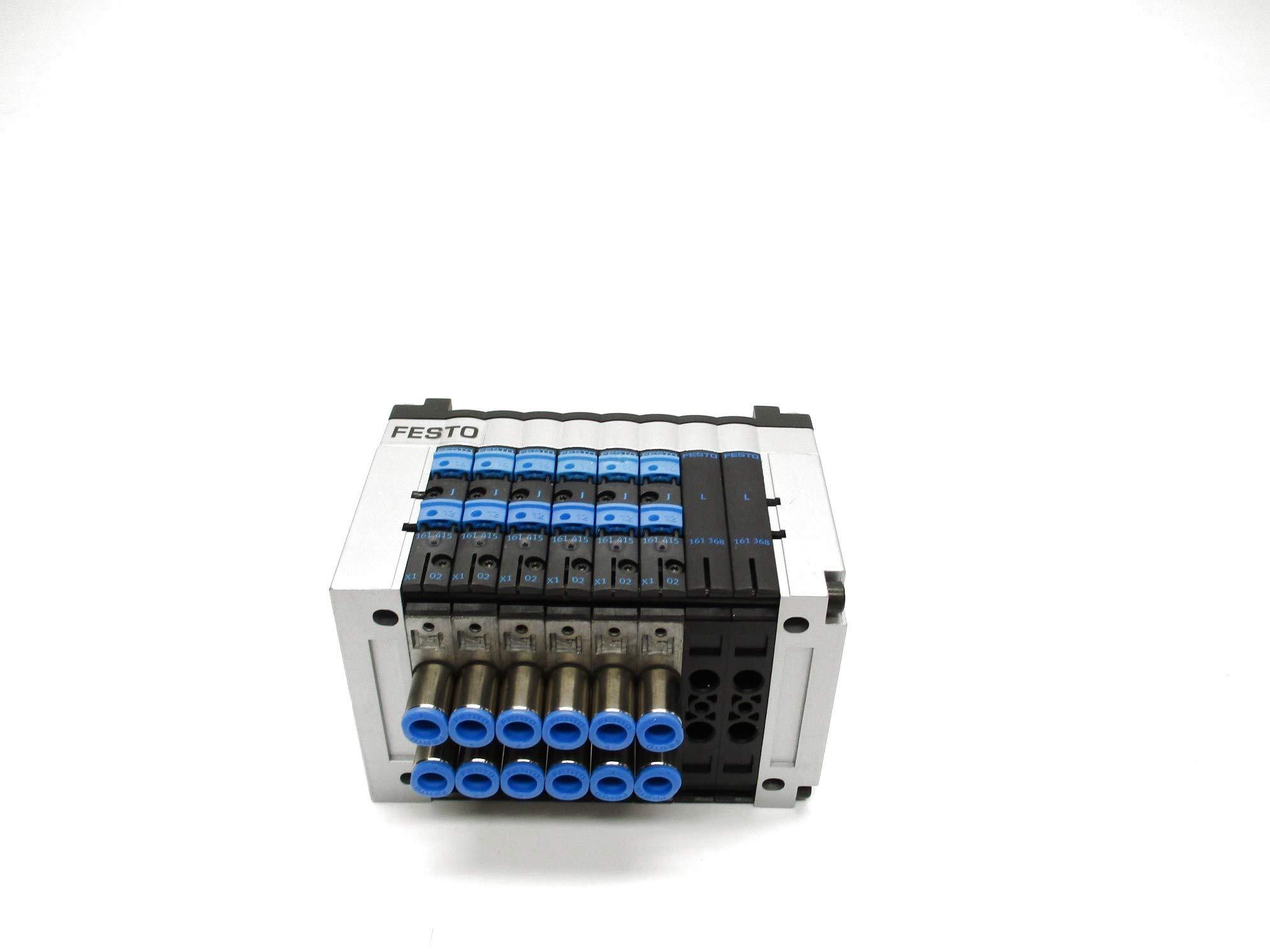 FESTO CPV10-VI-10P-10-8A-MP-R-Y-6JLL+U NSNP