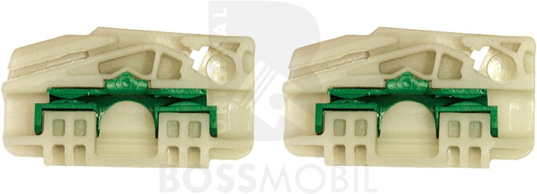 kit de reparaci/ón de elevalunas el/éctricos Delantero izquierdo Bossmobil GALAXY WGR, WA6
