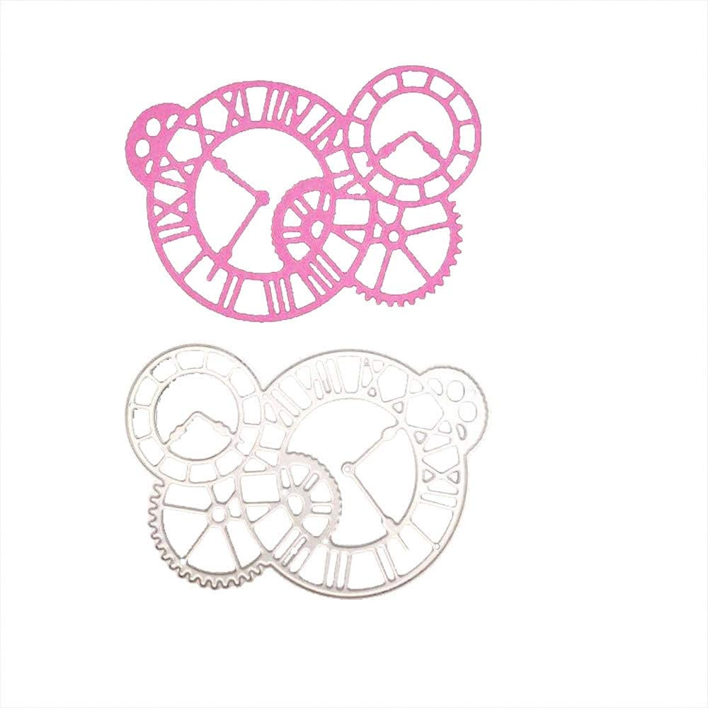 Metal Cutting Dies Country Life Cattle Embossing Die Cut Stencil Template Making