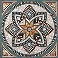 """Mosaic Vinyl Floor Tile 20 Pcs Self Adhesive Flooring 12"""" x 12"""" size"""