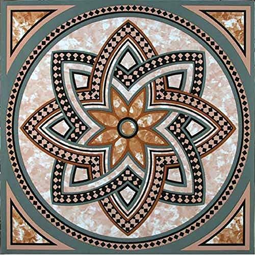 Mosaic Vinyl Floor Tile 20 Pcs Self Adhesive Flooring 12