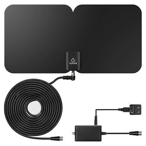 Review TV Antenna, TILVIEW 1080P