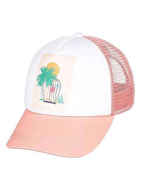 Roxy Reggae Town - Gorra para niña, Talla única, Color Rosa ...