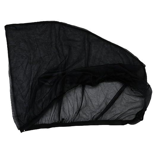 2x Car Rear Window UV Mesh Sun Shades Blind Kids Baby Sleeping Sunshade Blockers
