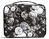 PurseN Signature Collection Diva Make-up Travel Case (Painted Bloom)