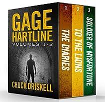 Gage Hartline Thriller Series - Volumes 1-3 (gage Hartline Series Boxset)