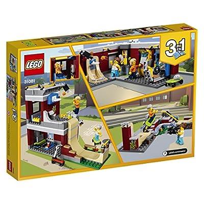 LEGO Creator 3in1 Modular Skate House 31081 Building Kit (422 Piece): Toys & Games